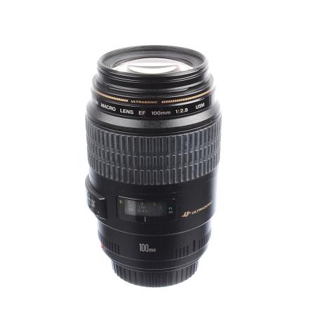 SH Canon 100mm f/2.8 Macro USM - SH 125038687