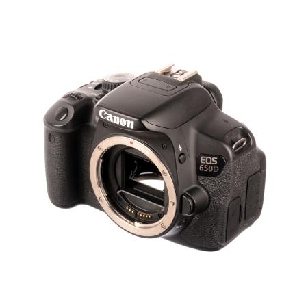 SH Canon 650D body SH125030748
