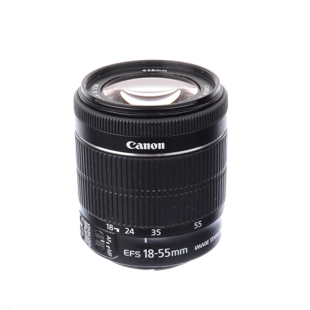 SH Canon EF-S 18-55mm f/3.5-5.6 IS STM - SH125039321