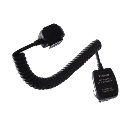 SH Canon OC-E3 - Cablu TTL - SH 125028638
