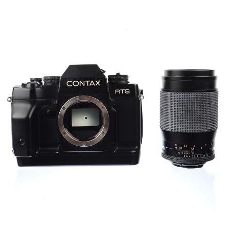 SH Contax RTS III + Contax 135mm f/2.8 - SH 125039340