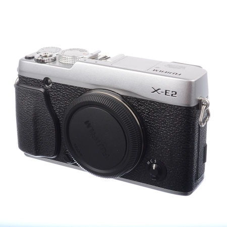 SH Fujifilm X-E2 Argintiu body  - 125038540