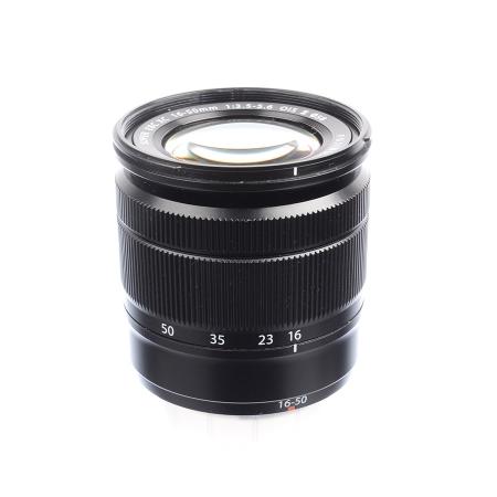 SH Fujifilm XC 16-50mm F3.5-5.6 OIS II negru - SH125038767