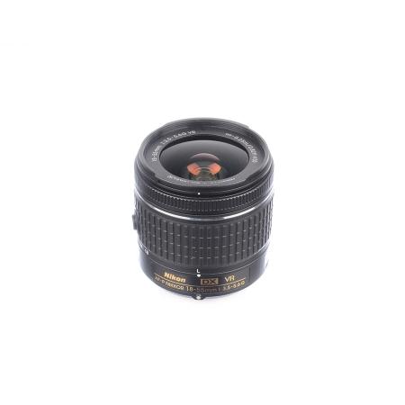 SH Nikon 18-55 f/3.5-5.6 VR AF-P - SH125038181