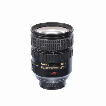 SH Nikon AF-S 24-120mm f/3.5-5.6 G VR - SH125039342