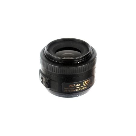 SH Nikon AF-S 35mm f/1.8 DX - SH125031431