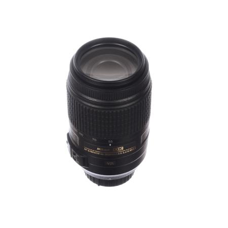 SH Nikon AF-S 55-300mm f/4.5-5.6G  VR - SH 125030357