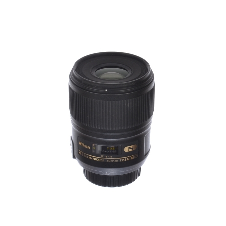 SH Nikon AF-S Micro Nikkor 60mm f/2.8G ED - SH 125028838