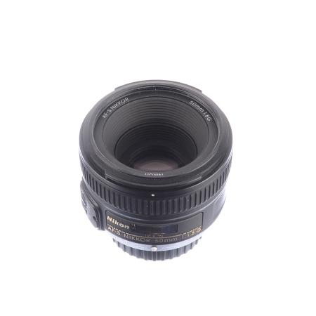 SH Nikon AF-S NIKKOR 50mm f/1.8G - SH125037080