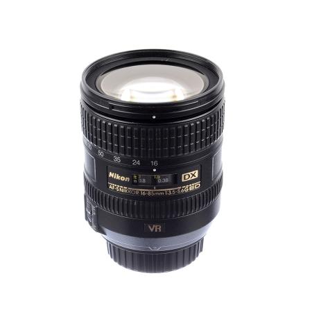 SH Nikon Af-s 16-85mm f/3.5-5.6 VR - SH 125037619