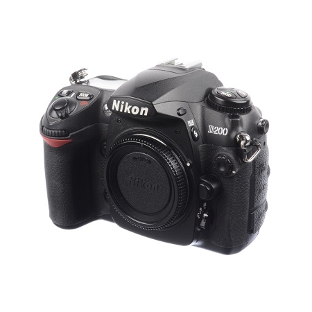 SH Nikon D200 + Grip Hahnel - SH 125038486