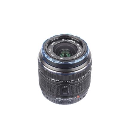 SH Olympus 14-42mm f/3.5-5.6 II R - pt Micro 4/3 - SH125037942