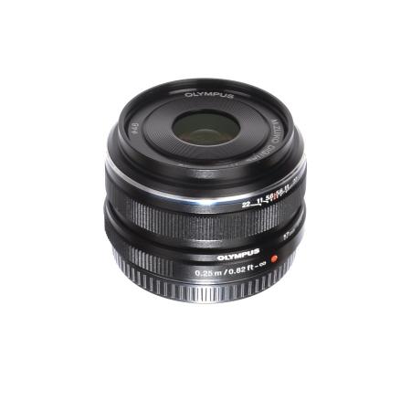 SH Olympus 17mm f/1.8 - pt Micro 4/3 - SH 125028632