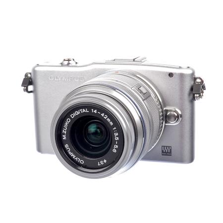 SH Olympus E-PM1 - Olympus 14-42mm f/3.5-5.6 II R - SH125039549
