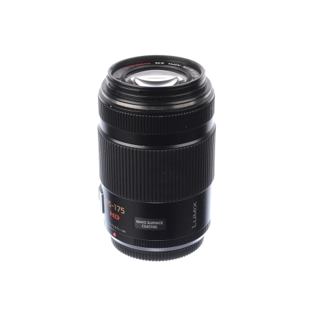 SH Panasonic Lumix G X Vario PZ 45-175mm Tele-PowerZoom OIS negru - SH 125039382