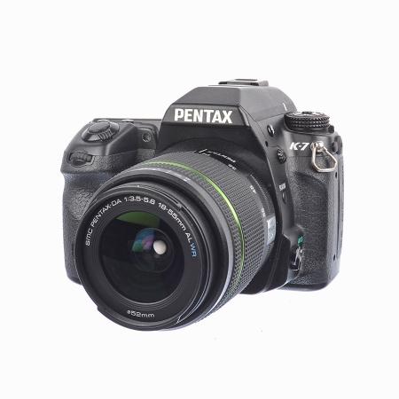 SH Pentax K-7 + Pentax 18-55mm f/3.5-5.6 WR - SH125038353