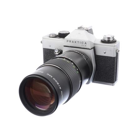 SH Praktica LLC + Pentacon 200mm f/4 + Blit Toshiba - SH 125038875