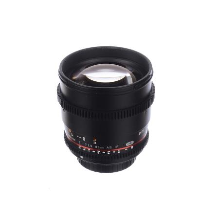 SH Samyang 85mm T1.5 Sony Minolta - SH 125031647