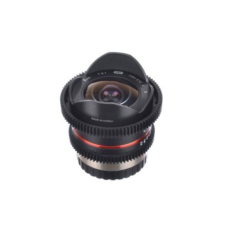 SH Samyang 8mm T/3.1 Fisheye - pt Fuji X - SH 125029468
