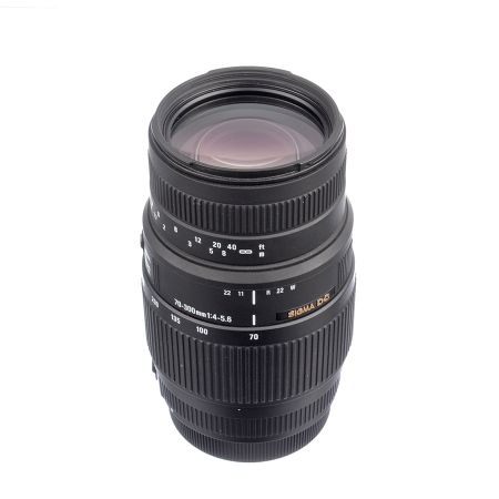 SH Sigma 70-300mm f/4-5.6 Macro Canon - SH125038621