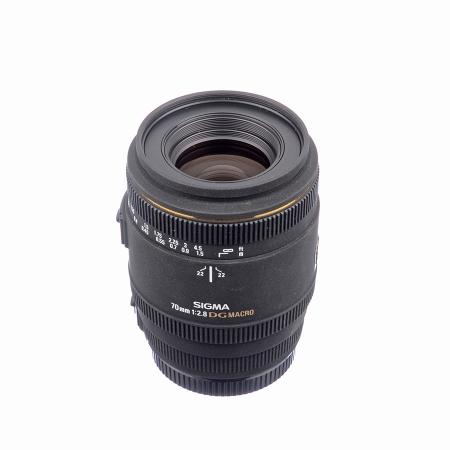 SH Sigma 70mm f/2.8 Macro EX DG Canon - SH125038404