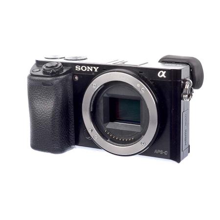 SH Sony Alpha A6000 Body Wi-Fi/NFC - SH125039282