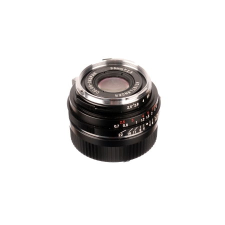 SH Voigtlander Color-Skopar 35mm f/2.5 PII - baioneta Leica M SH125030761