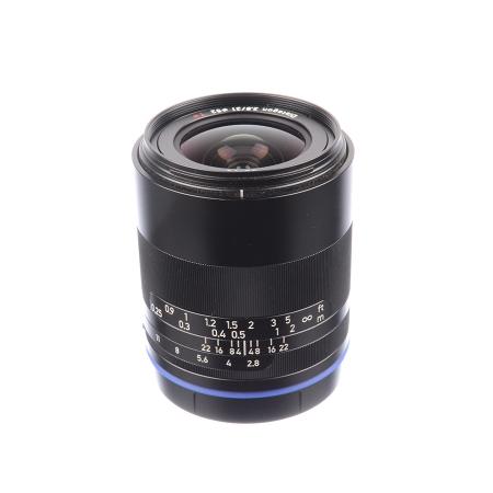 SH Zeiss Loxia 21mm f/2.8 Distagon T* - montura Sony E Full Frame - SH7365-4