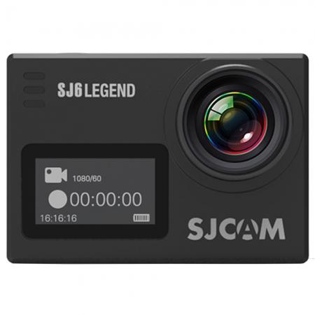 SJCAM Camera video sport Legend 4K 16MP Negru SJ6CAM  - RS125036663