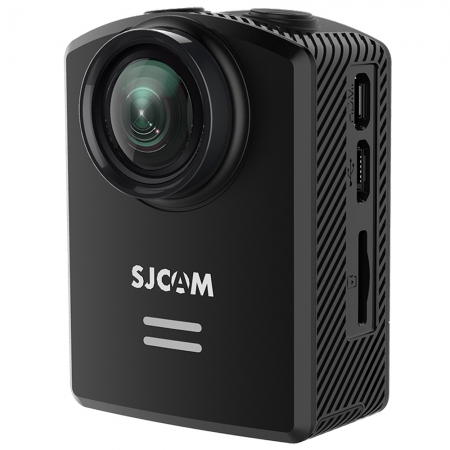 SJCAM M20 Panorama - Camera video sport, Wi-Fi, 2K, 12MP, Negru