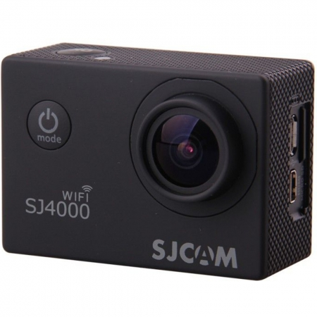 SJCAM SJ4000 - Camera video sport, Full HD, 1080p, 12MP, Wi-Fi