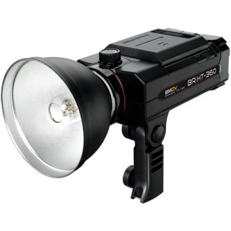 SMDV BRiHT-360 - Blit studio HSS, TTL, fara fir