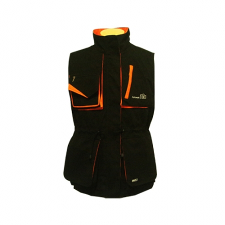 SMDV Photographer Vest - MultiVest Black L