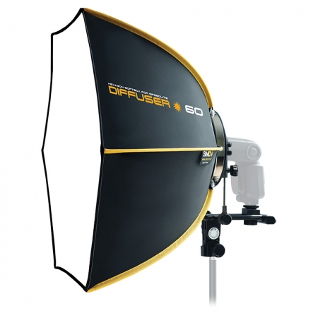 SMDV Speedbox-60 - softbox hexagonal blit extern, 60cm