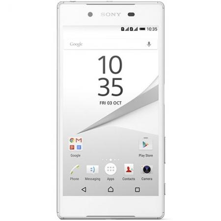 SONY Xperia Z5 Dual Sim 32GB LTE 4G Alb 3GB RAM E6633 RS125037243