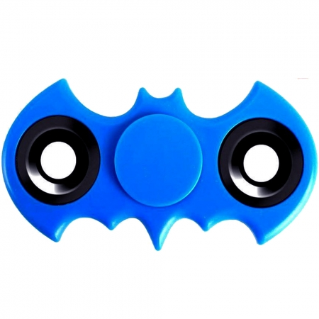 STAR Fidget Spinner Batman - Jucarie Antistres - Albastru
