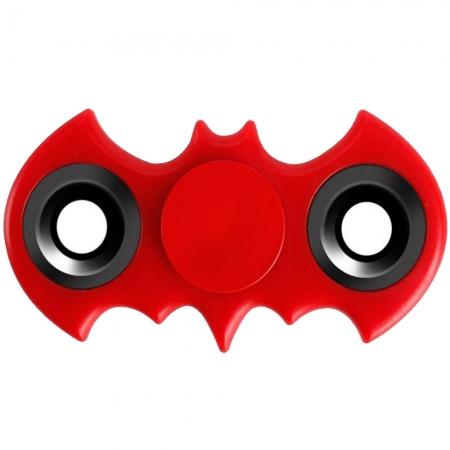 STAR Fidget Spinner Batman - Jucarie Antistres - Rosu