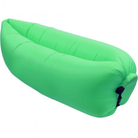 STAR Lazy Bag - Saltea Gonflabila 240 X 70 cm, Verde