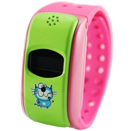 STAR Smartwatch City Silicon Pentru Copii Cu GPS, Roz
