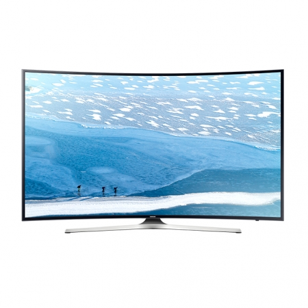 Samsung 55KU6172 - Televizor LED Curbat Smart, 138 cm, 4K Ultra HD