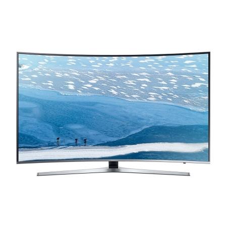 Samsung 55KU6672 - Televizor LED Curbat Smart, 138 cm, 4K Ultra HD