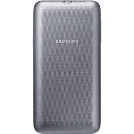Samsung Baterie Externa + Husa 3400mAh pentru Galaxy Note 5, Argintiu