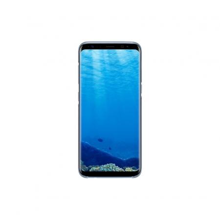 Samsung Clear Cover - Capac protectie spate pentru Galaxy S8 (G950) - Albastru