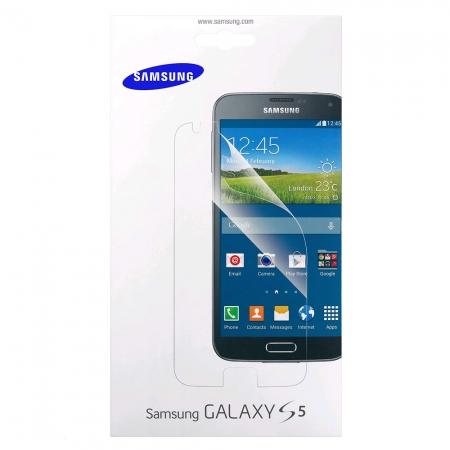 Samsung Clear - folie de protectie pentru Galaxy S5