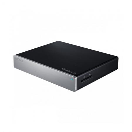 Samsung - Dispozitiv sincronizare HomeSync - Cloud, Capacitate 1TB, Negru