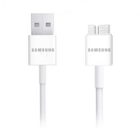 Samsung ET-DQ11Y1WE - cablu USB 3.0 alb
