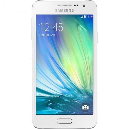 Samsung Galaxy A3 16GB LTE Pearl White (1.5GB RAM)