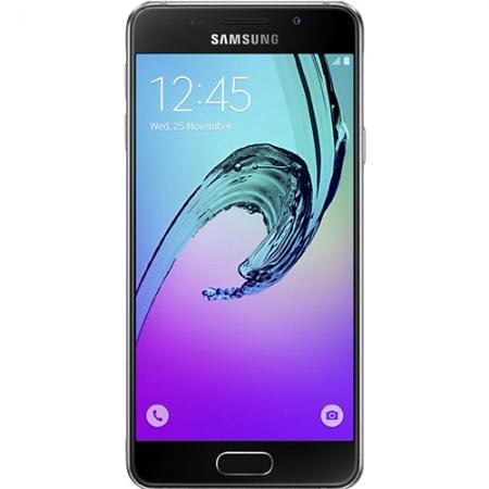 Samsung Galaxy A7 2016 (A7100) - 5.5'', Dual Sim, Octa-Core, 3GB RAM, 16GB, 4G - Negru