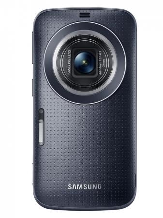Samsung Galaxy K zoom - smartphone cu camera de 20MPx, 10x zoom optic, 4G - negru RS125012324-2