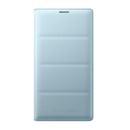 Samsung Galaxy Note 4 Flip Wallet - husa de protectie, Mint